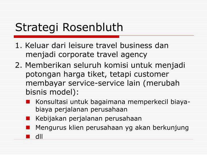 Strategi Rosenbluth