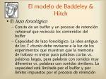 el modelo de baddeley hitch1