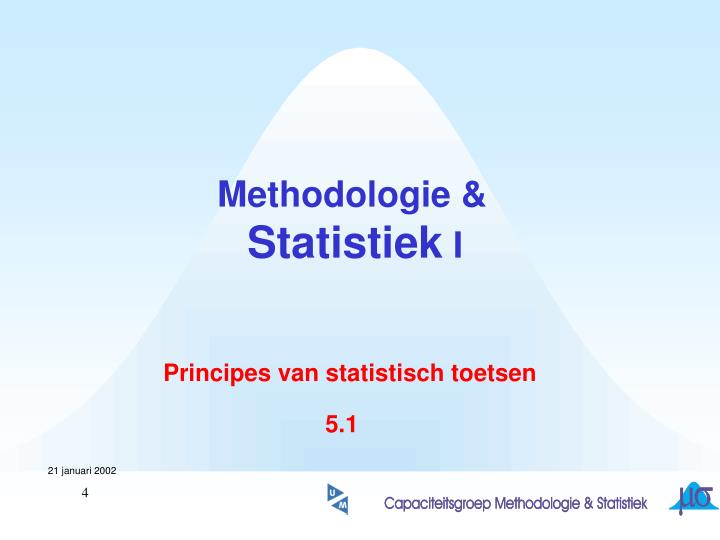 Methodologie &