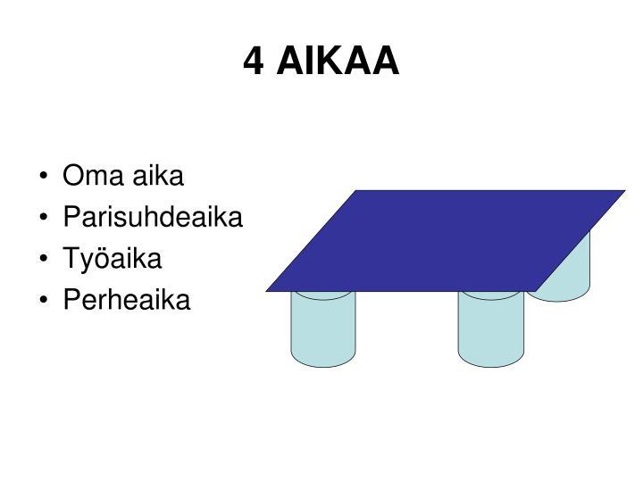 4 AIKAA