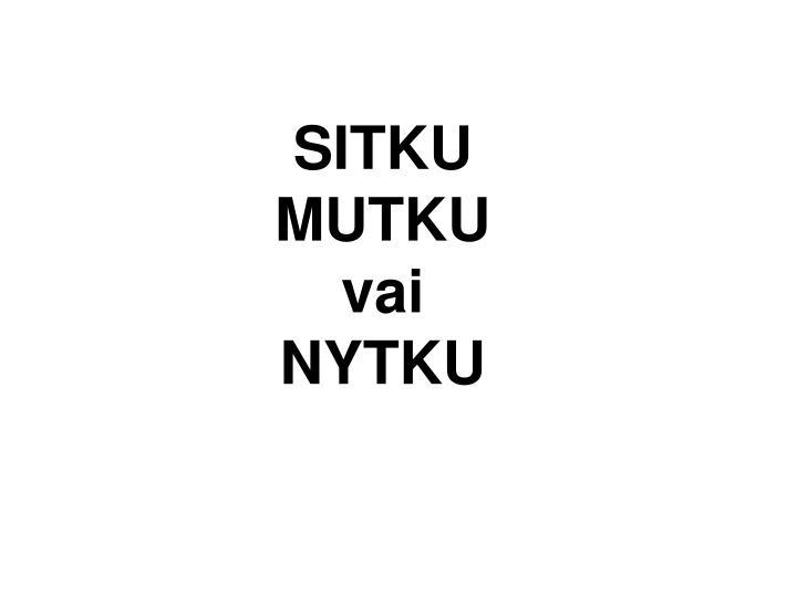 SITKU
