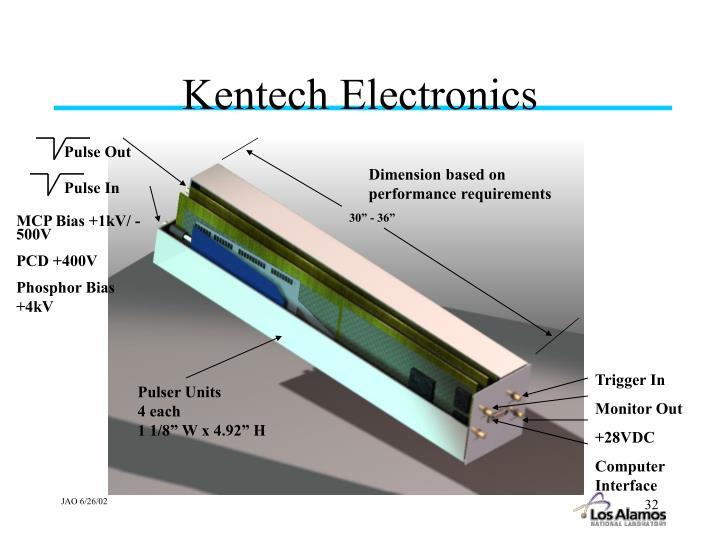 Kentech Electronics