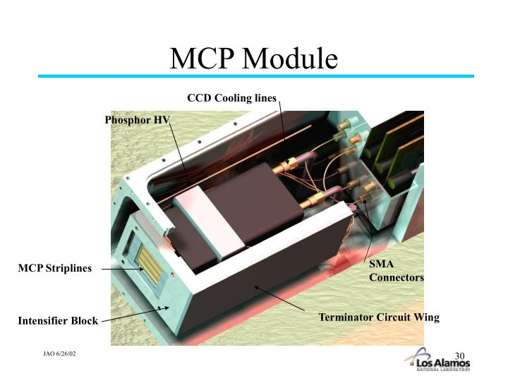 MCP Module