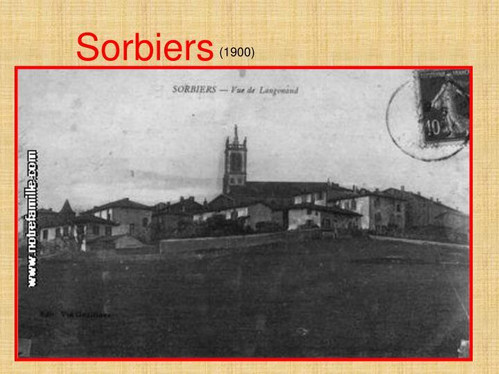 Sorbiers