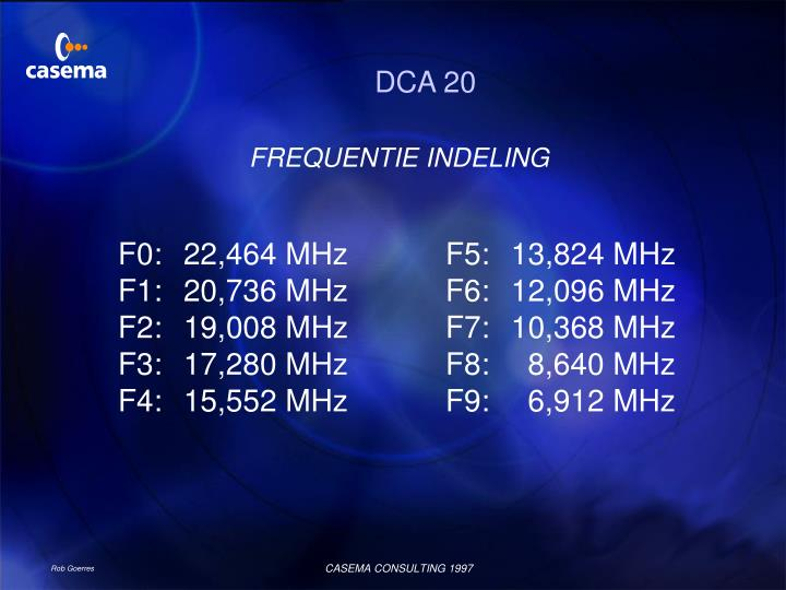 DCA 20