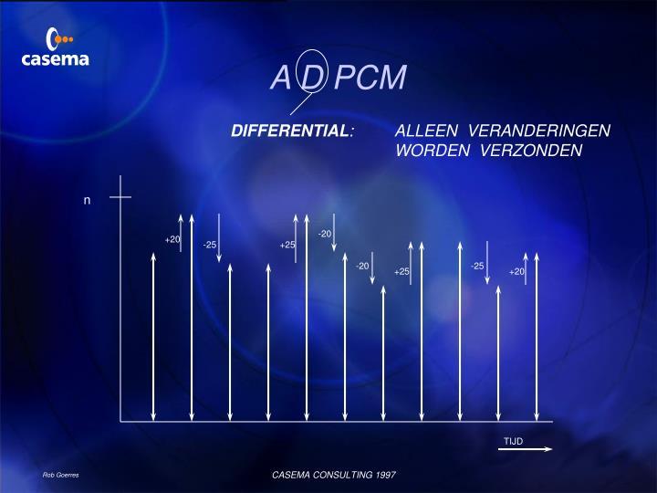 A D PCM