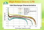 high power density lpb2