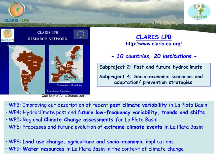 CLARIS LPB