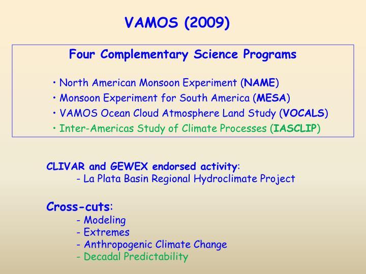 VAMOS (2009)