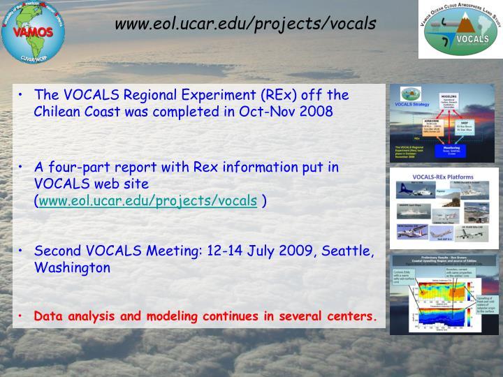 www.eol.ucar.edu/projects/vocals