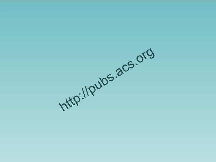 http://pubs.acs.org