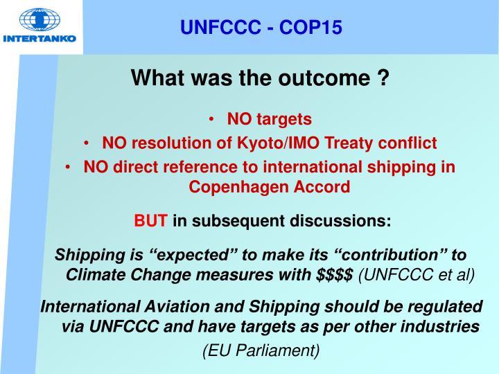 UNFCCC - COP15