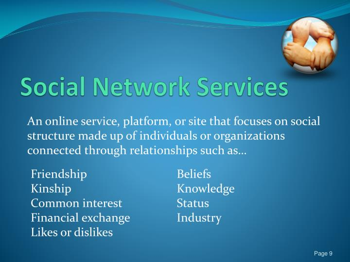 Social Network Services