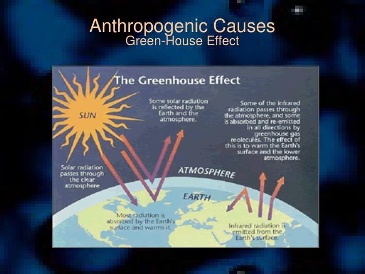 Anthropogenic Causes