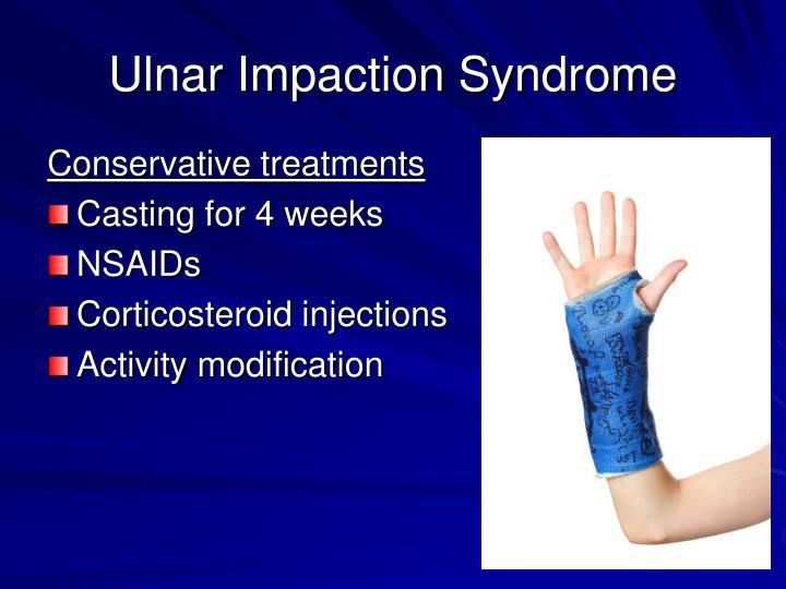Ulnar Impaction Syndrome