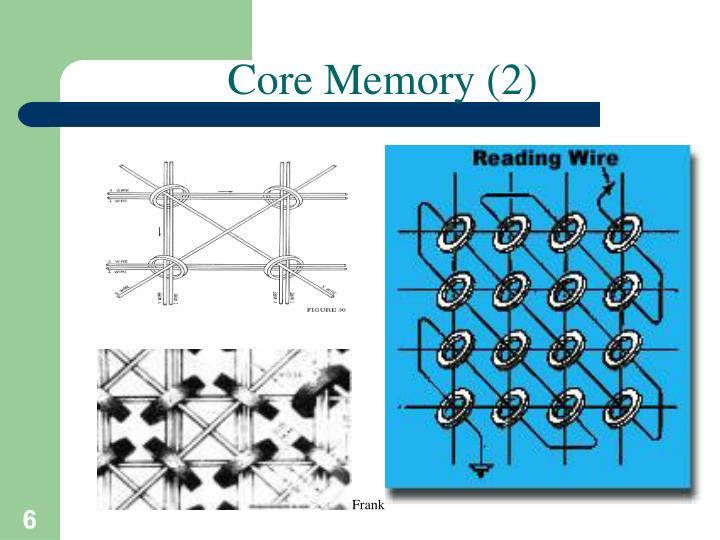 Core Memory (2)