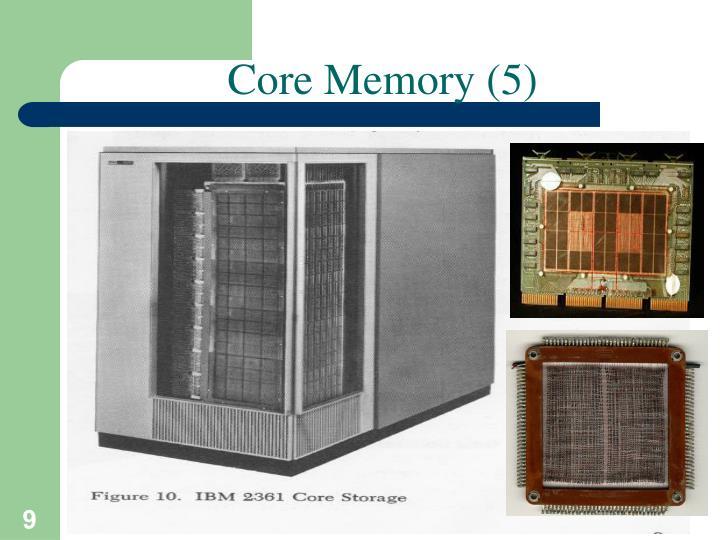 Core Memory (5)