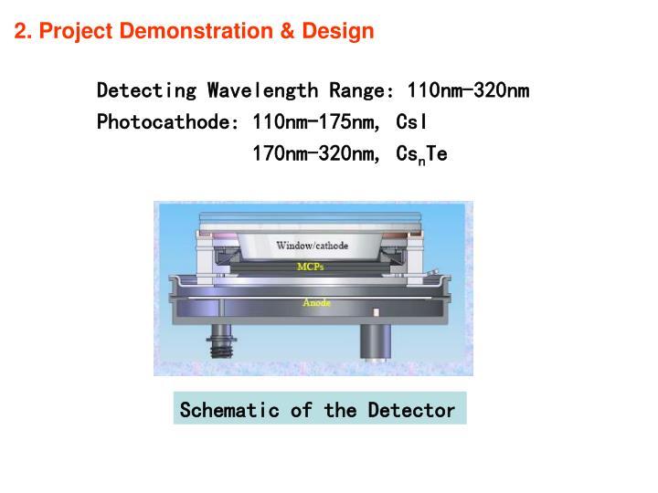 2. Project Demonstration & Design