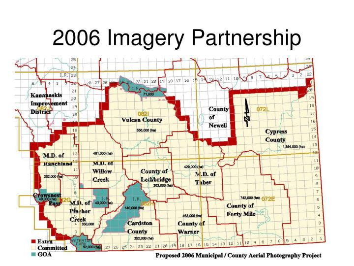 2006 Imagery Partnership