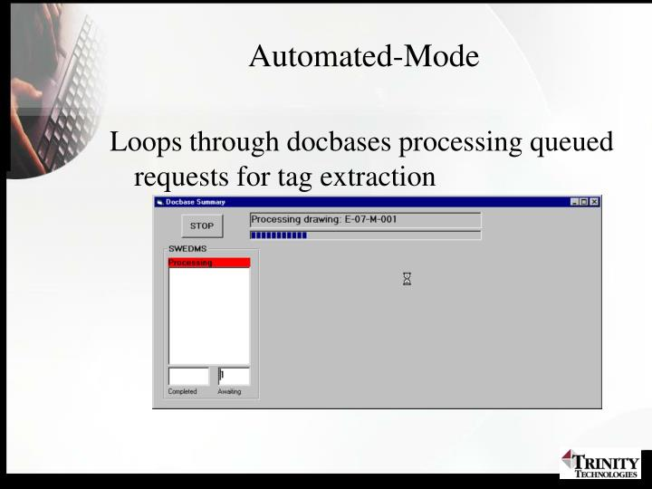 Automated-Mode