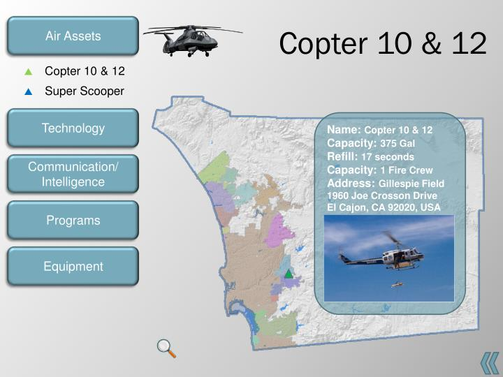 Copter 10 & 12