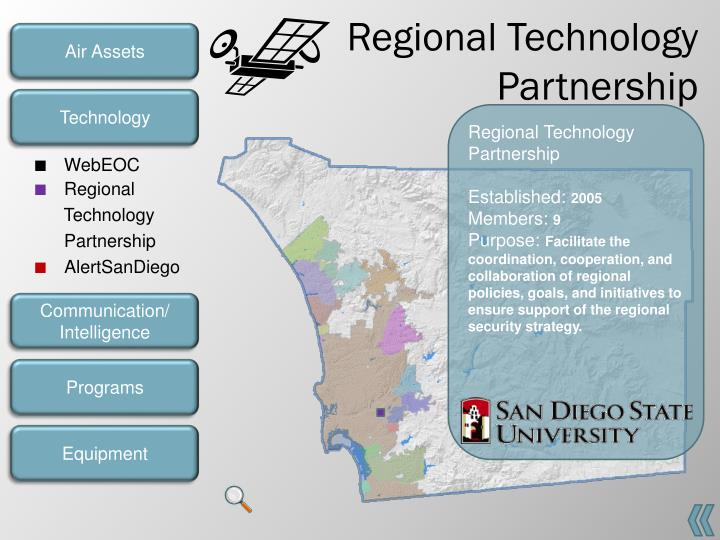 Regional Technology Partnership