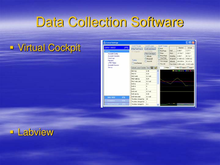 Data Collection Software