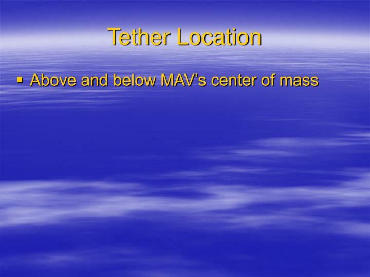 Tether Location