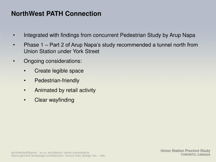 NorthWest PATH Connection