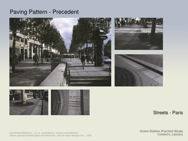 Streets - Paris
