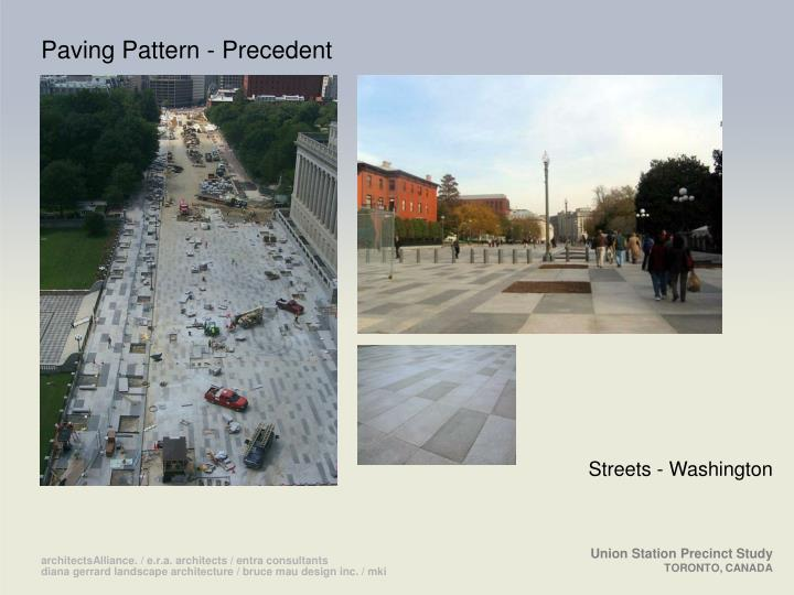 Streets - Washington
