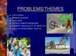 problems themes