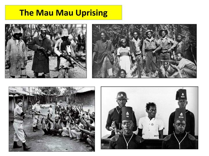 The Mau Mau Uprising