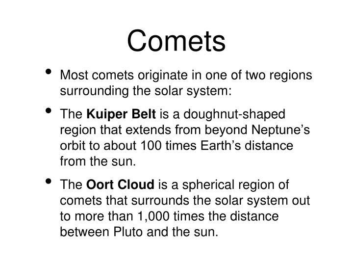 Comets
