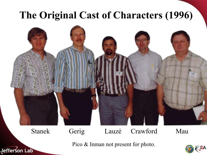 The Original Cast of Characters (1996)