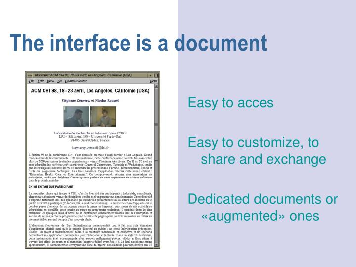 The interface is a document