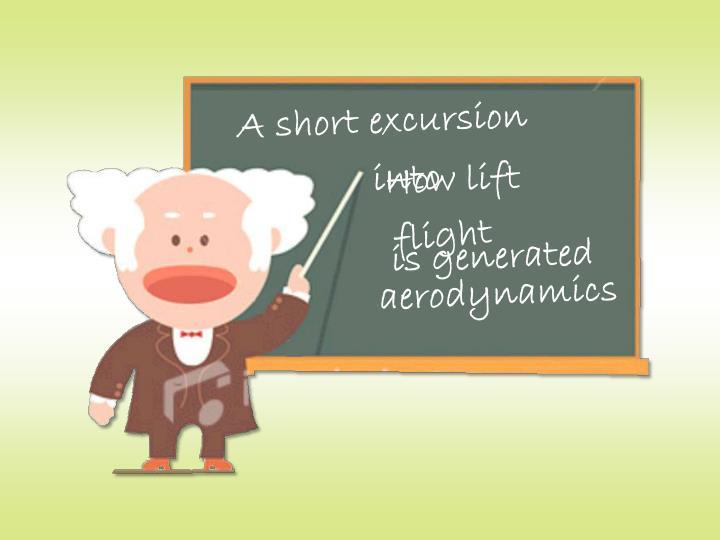 A short excursion