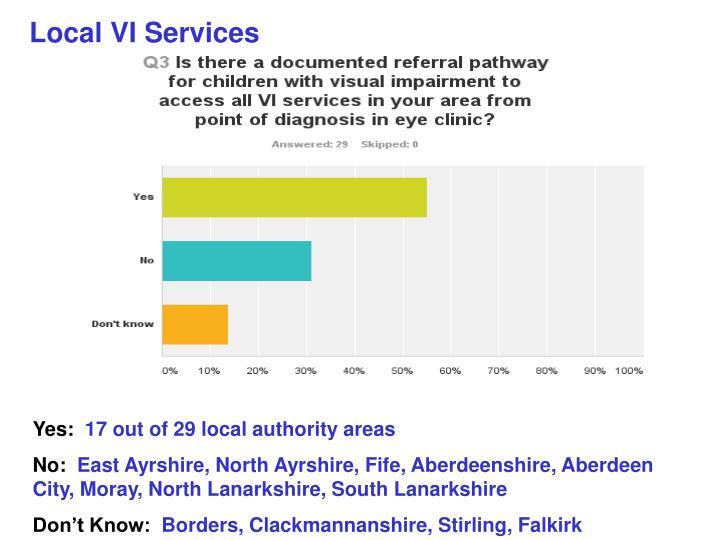 Local VI Services