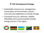 4 th eac development strategy1