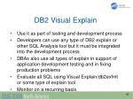 db2 visual explain