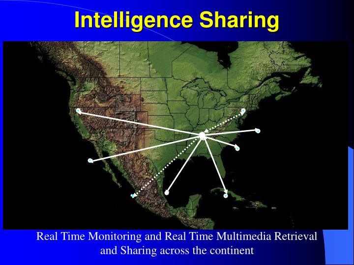Intelligence Sharing
