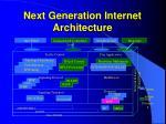 next generation internet architecture