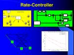 rate controller