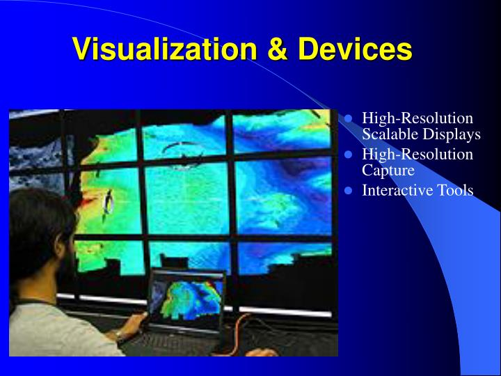 High-Resolution Scalable Displays