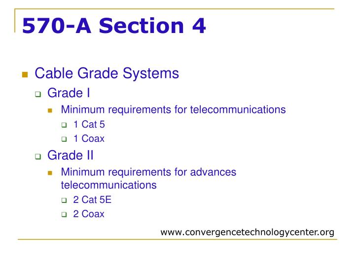 570-A Section 4