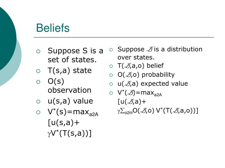 Suppose S is a set of states.