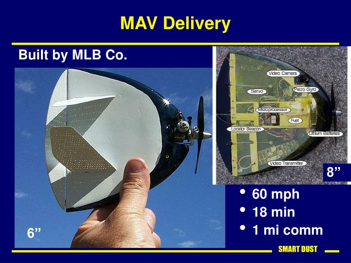MAV Delivery
