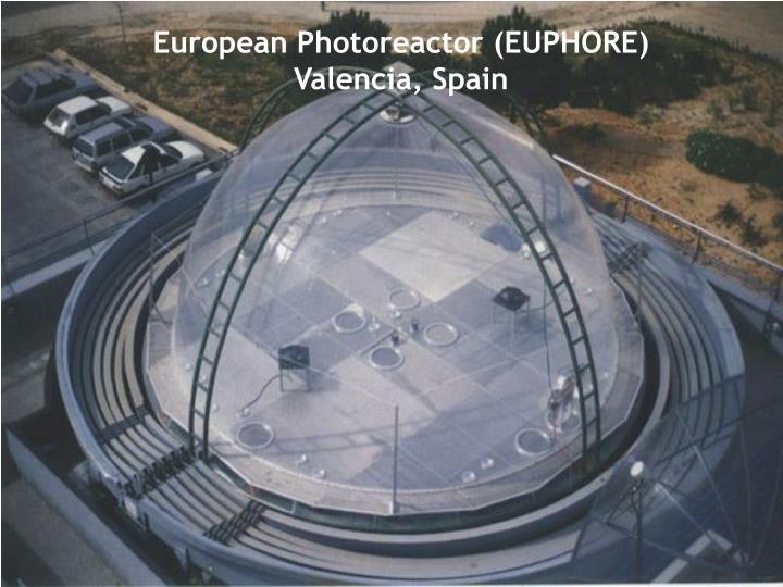 European Photoreactor (EUPHORE)
