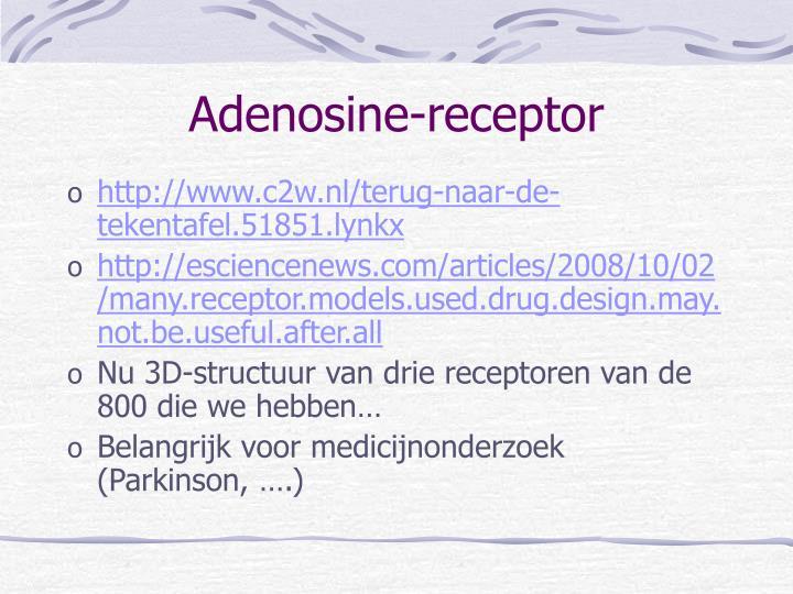 Adenosine-receptor