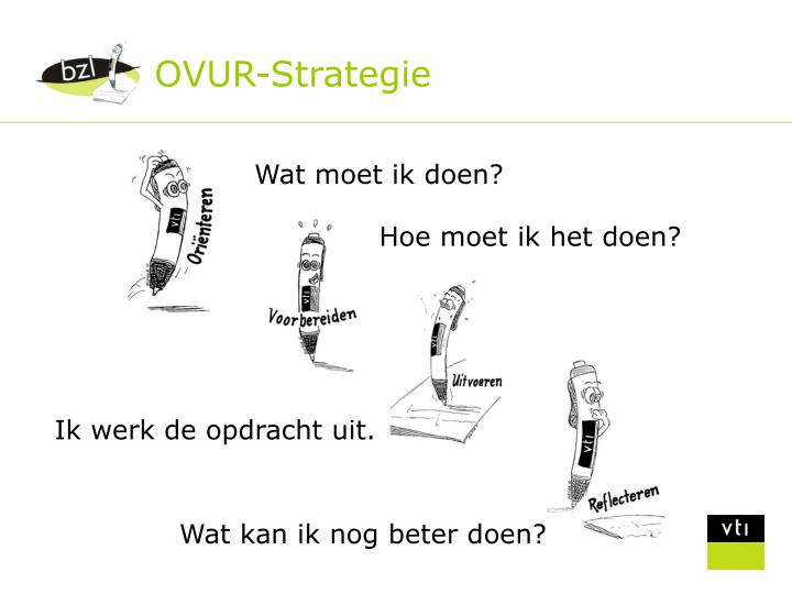 OVUR-Strategie